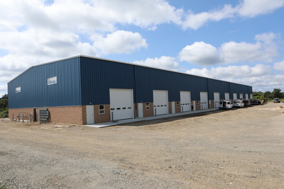 First Priority Global's new state-of the-art manufacturing facility in Flanders, NJ
