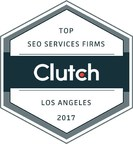 Clutch Announces Leading Los Angeles Agencies and Developers of 2017