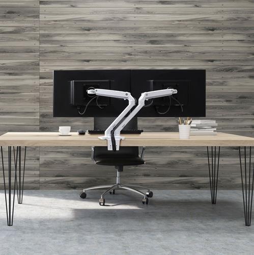 Ergotron Launches Mxv Monitor Arm For Ergonomic Comfort