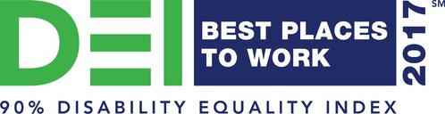 The Disability Equality Index® (DEI®) is produced by the American Association of People with Disabilities (AAPD) and the US Business Leadership Network® (USBLN®).