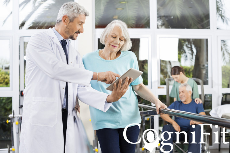 Researchers use CogniFit brain fitness solutions to improve gait through brain training