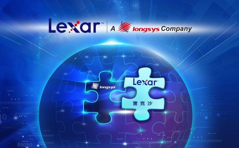 Longsys Acquires Lexar Brand