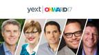 DexYP, Bing, UM Worldwide, Convince & Convert, PR 20/20 to Speak at ONWARD 2017
