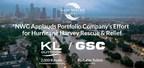 KL Outdoor/GSC Technologies Supplies Kayaks to Hurricane Harvey Rescue Effort