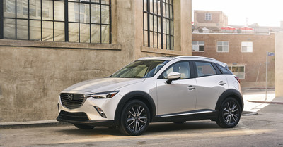 2018 Mazda CX-3 (CNW Group/Mazda Canada Inc.)