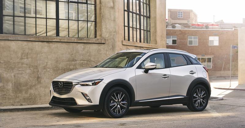 2018 Mazda CX-3 (CNW Group/Mazda Canada Inc.)
