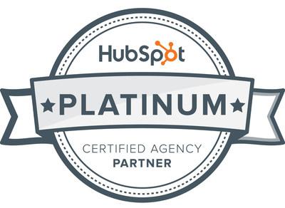 Nexa Achieve HubSpot Platinum Partner Tier Status (PRNewsfoto/Nexa)
