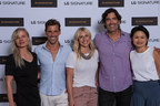 LG SIGNATURE Hosts Oceanfront Panel On Design & Tech In Luxury Homes