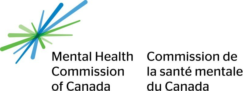 Mental Health Commission of Canada logo. (CNW Group/Mental Health Commission of Canada)