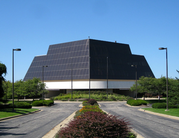 New KLO/GSC corporate headquarters at 700 Terrace Point Drive in Muskegon, Mich.