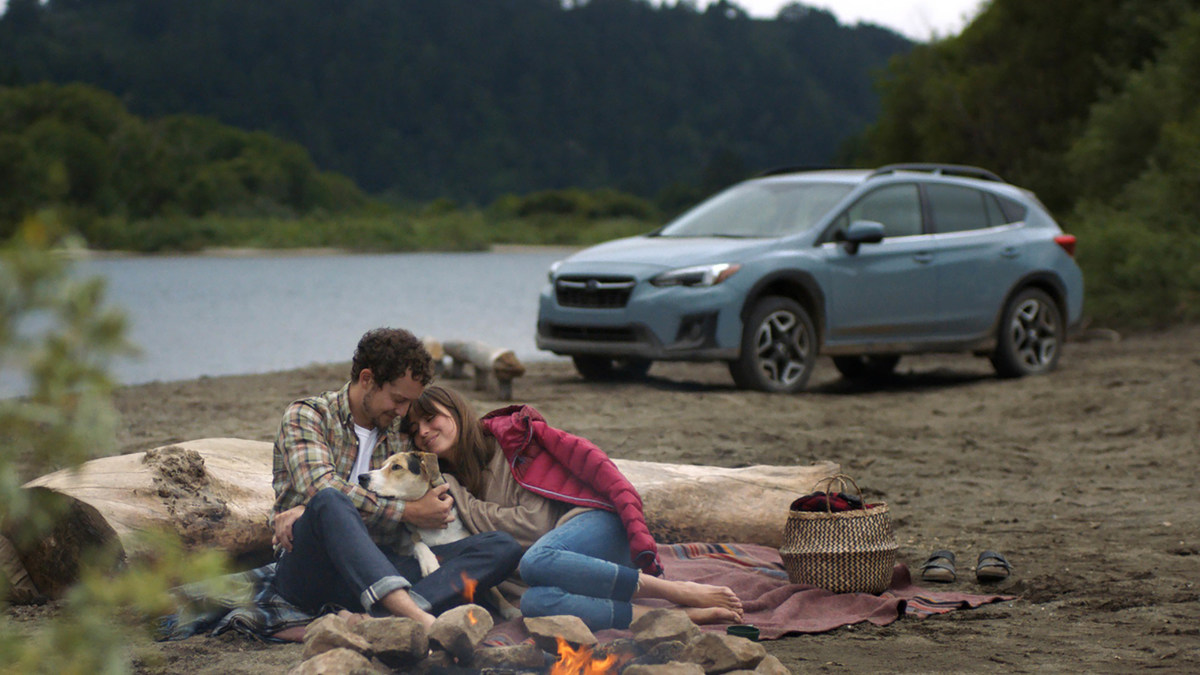 2018 subaru dog commercial. delighful commercial subaru launches new advertising campaign that brings to life the attributes  of allnew 2018 with subaru dog commercial