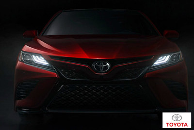 2018 Toyota Camry coming soon to Lexington Toyota