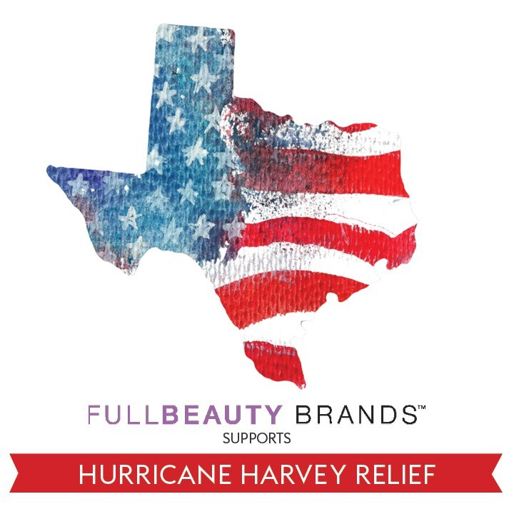 FULLBEAUTY Brands Supports Hurricane Harvey Relief