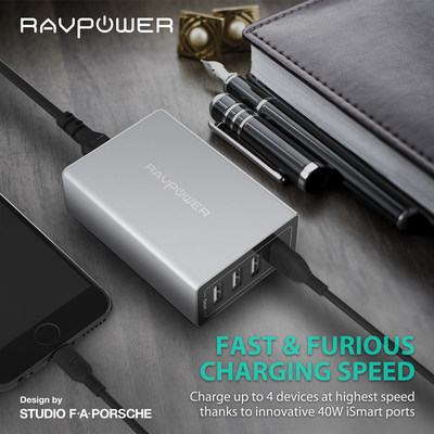 RAVPower for the first time at IFA 2017