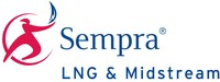 Sempra LNG & Midstream Logo (PRNewsfoto/Sempra LNG & Midstream)