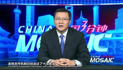 Wang Xiaohui, Editor-in-Chief of China.org.cn: BRICS potential huge, but needs more work