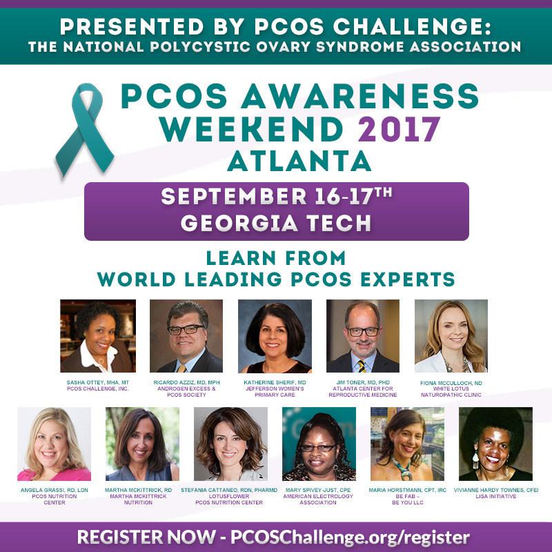 PCOS Awareness Weekend