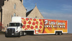 Little Caesars® Sends Mobile Pizza Kitchen to Support Hurricane Harvey Relief Efforts
