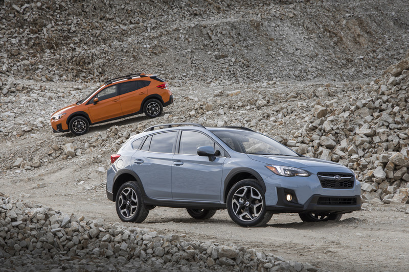 Subaru of America, Inc. Breaks Sales Record: August 2017 Best Sales Month Ever; Sales of the all-new 2018 Crosstrek propel Subaru to another record quarter