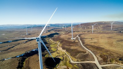 Mars Incorporated Moy Wind Farm Scotland