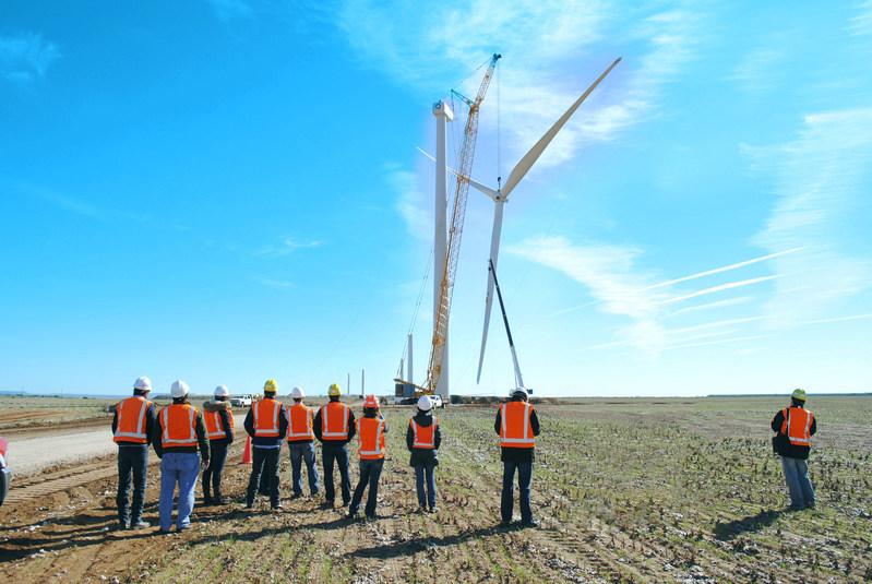 Mars_Incorporated_Mesquite_Creek_Wind_Farm_TX
