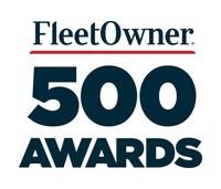 Fleet Owner 500 Award Finalists Named