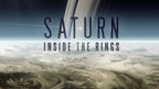 Anchored from Pasadena, CA by Dr. Dan Riskin, SATURN: INSIDE THE RINGS brings viewers unparalleled access to NASA's epic mission finale, airing Sept 15 at 7 p.m. ET on Discovery (CNW Group/Discovery)