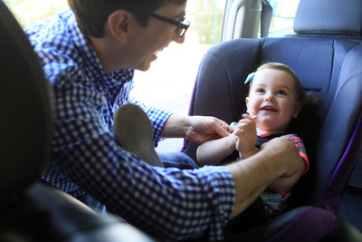 For each baby registry created on The Bump website or on its 5-star rated mobile app in September, Buckle Up for Life will provide a new car seat to a family in need .