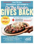 On The Border Restaurants Offer to Donate 20% of Guest Checks on Sept. 6 to Hurricane Harvey Relief