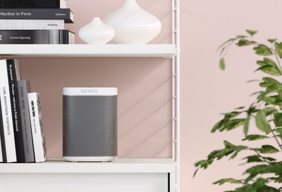 Wireless sound system from Sonos further improves ABB Ability smart home offer (PRNewsfoto/ABB)