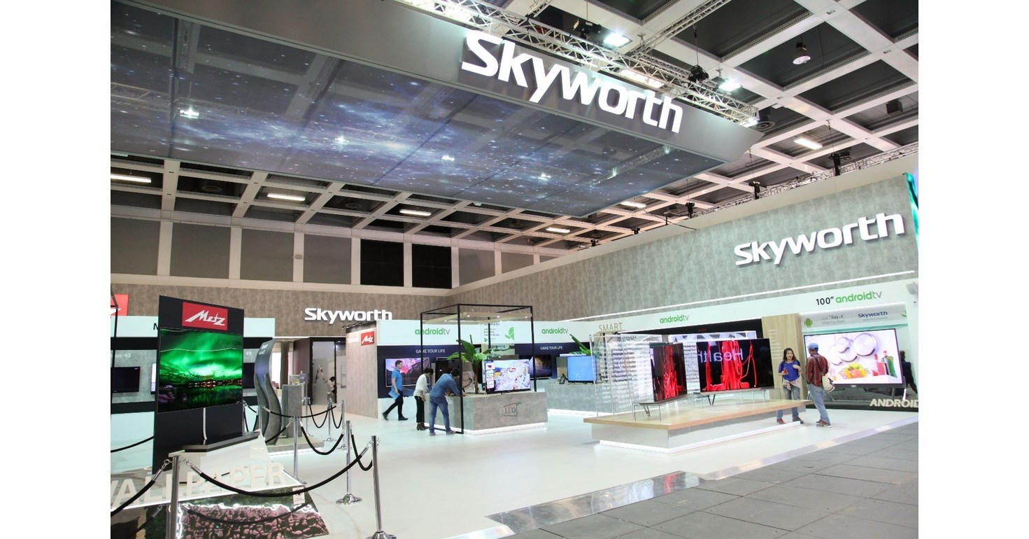 Sky Auto Sales >> Skyworth showcases its full line of intelligent household appliances at IFA 2017- Unveiling the ...