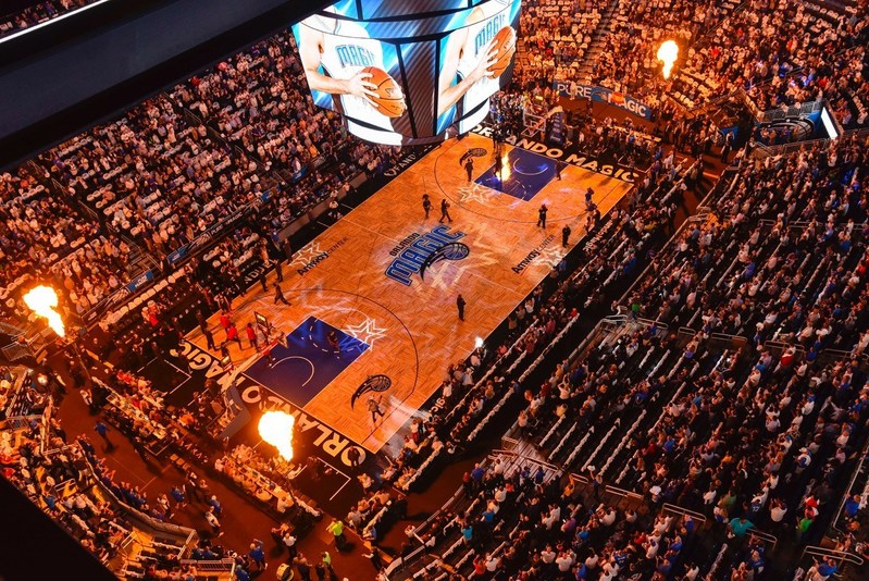 KORE Software will be handling CRM and business management software solutions for the Orlando Magic, assisting to enhance the Magic fan experience.