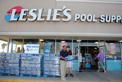 Leslie 39 S Swimming Pool Supplies Offering Free Cases Of