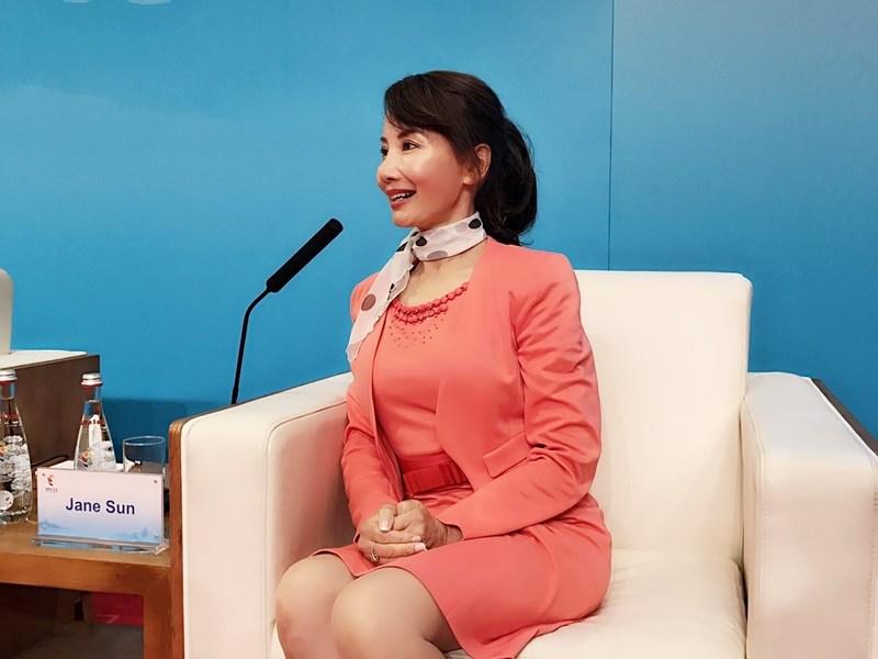 Ctrip CEO Jane Sun first invited to speak at BRICS Business Forum