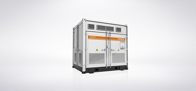 Sungrow SG2500U Central Inverter