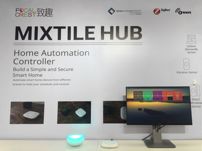 Mixtile Hub at IFA 2017