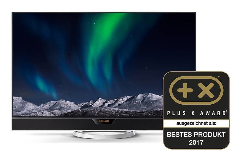 Metz OLED TV Win Plus X Award Best Product of the Year Award