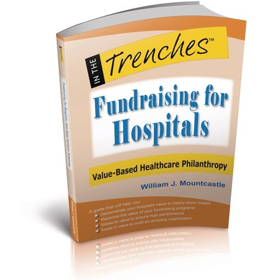 New Book from CharityChannel Press Focuses on Fundraising for Hospitals Photo