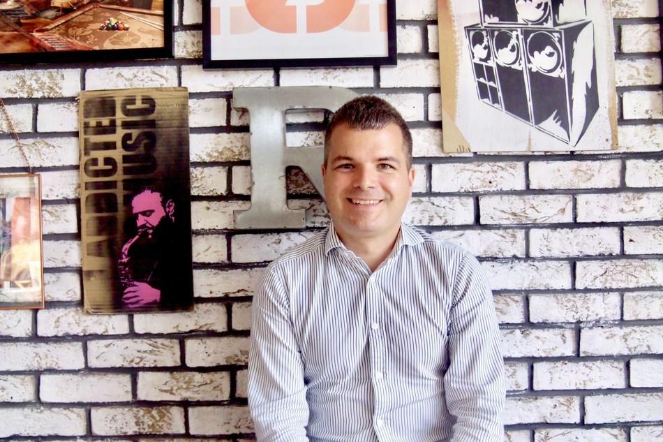 Laszlo Posa, Pentahotels' Corporate Director of Revenue Management (PRNewsfoto/Pentahotels)