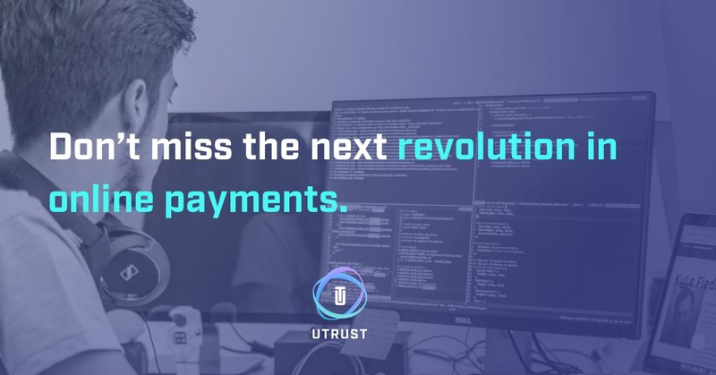 UTRUST's Pre ICO Sells Out $1.5 Million in 90 Minutes, Public ICO 20th September