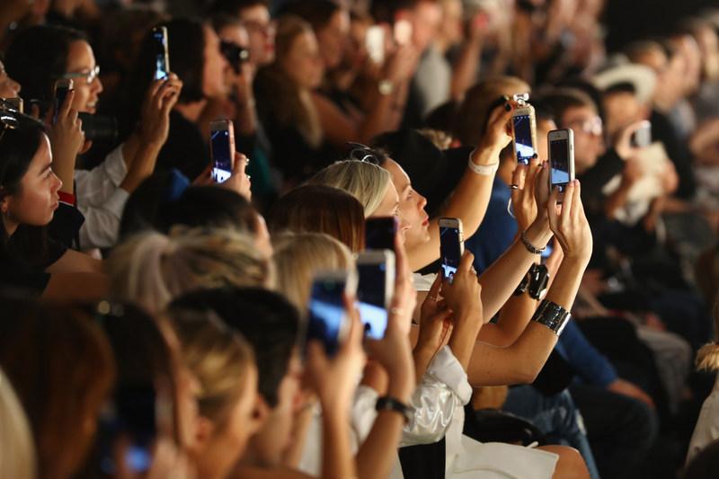 LA Fashion Week - LAFW.net Front Row