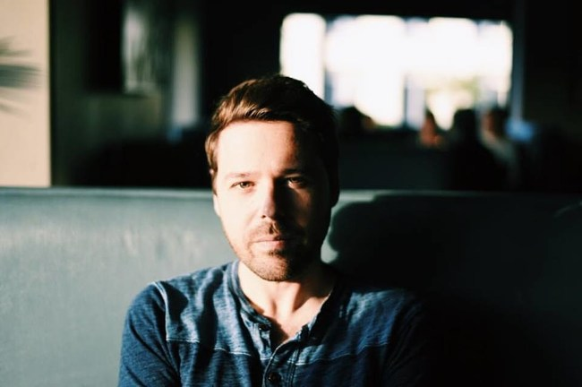 Jason Ferguson. Photo by Bogdana Ferguson.