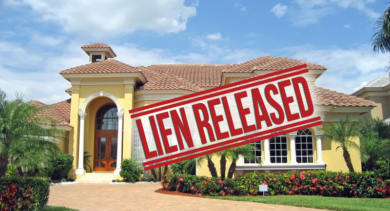 Lien Release Tracking & Title Curative Services