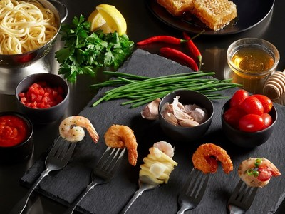 Red Lobster's® Endless Shrimp® is back, with a line-up featuring five varieties of shrimp flavors and preparations made with fresh ingredients, like grape tomatoes and green onion.