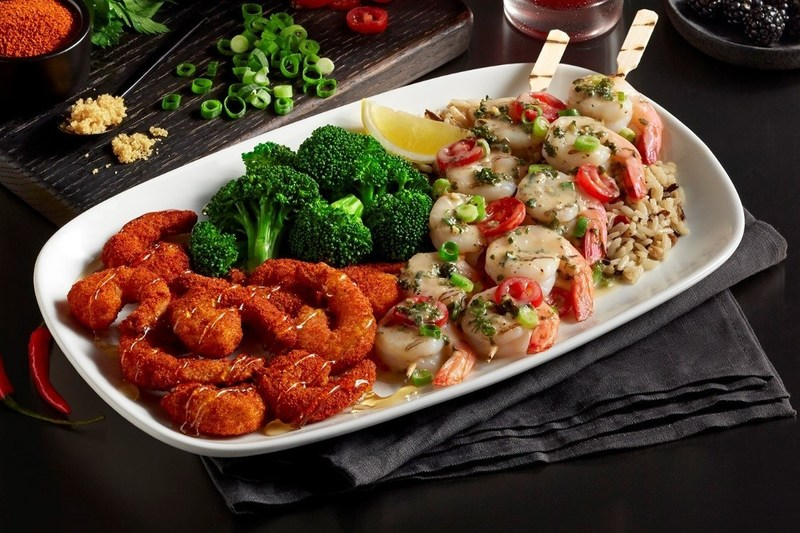 Red Lobster® is introducing two brand new, flavorful preparations to this year's Endless Shrimp® lineup, including the NEW! Nashville Hot Shrimp and NEW! Mediterranean Shrimp.