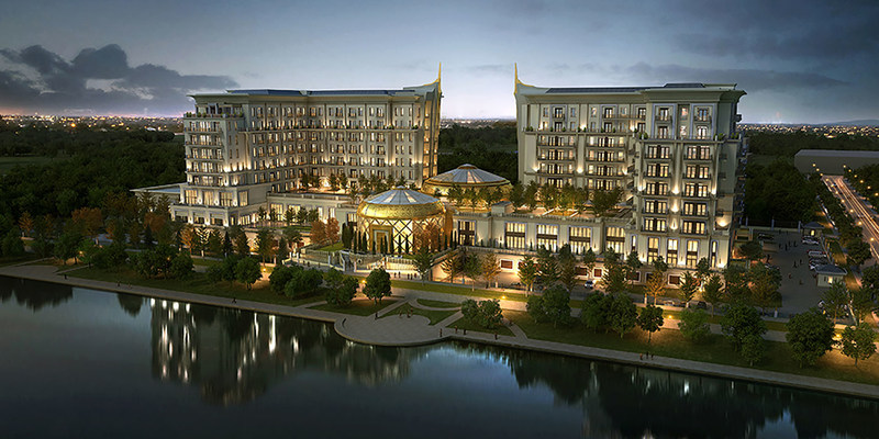 St. Regis Hotels & Resorts today announced the opening of The St. Regis Astana, marking the debut of the brand in Kazakhstan.