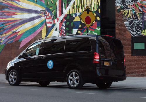 (PRNewsfoto/Via Transportation, Inc.)