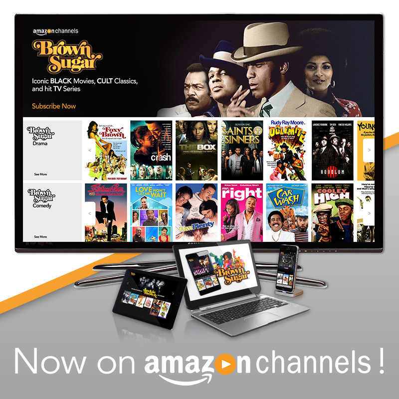 Brown Sugar Now Available for Amazon Prime Members with