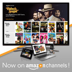 Brown Sugar Now Available for Amazon Prime Members with Amazon Channels