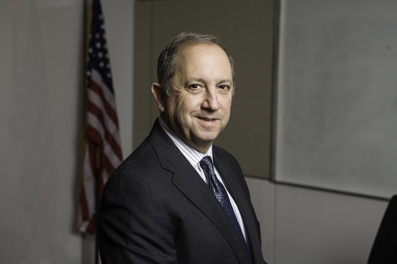 Tom Ferrando, President of Salient CRGT